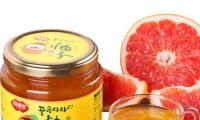 福事多蜂蜜柚子茶500g 冲饮自制韩国风水果味茶饮料